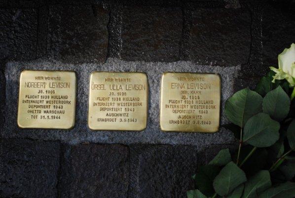 MLKG-Projektkurs ehrt Ratinger NS-Opfer
