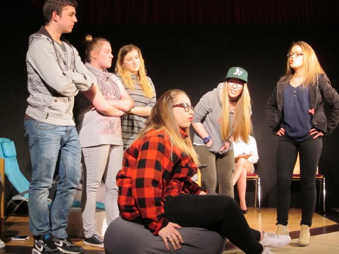 Eindrucksvolle Aufführungen der Theater-AG im Freizeithaus West