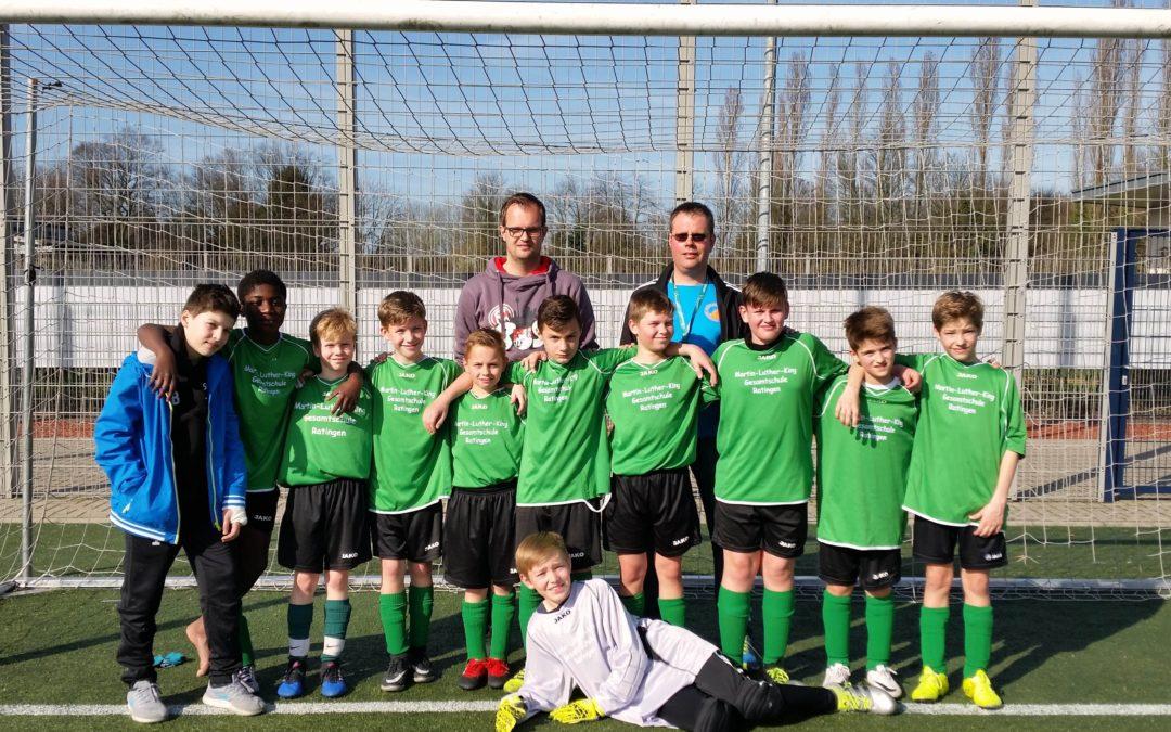 Fußballkreismeisterschaften  WK IV Jungen (D-Jugend)
