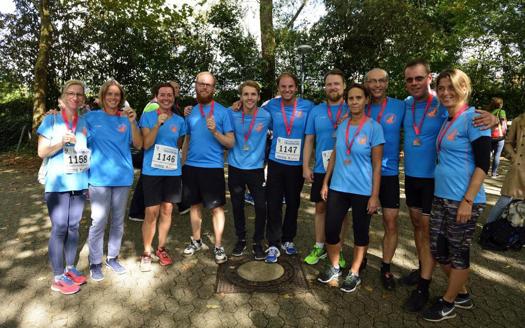 DAS WÄRE GESCHAFFT – Triathlon Ratingen 2017