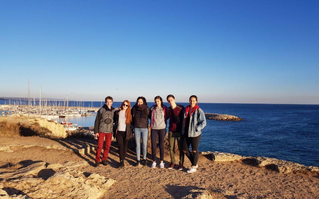 Erasmus+ Projekt: Same but different – Martin-Luther-King-Schülerinnen besuchen unsere Partnerschule in Torredembarra, Spanien vom 10.01.- 16.01.2018