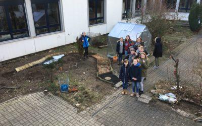Garten AG – Erhalt der Artenvielfalt durch Ideenvielfalt