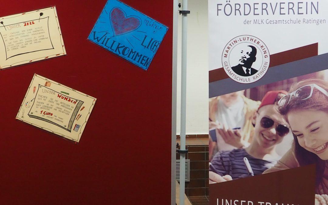 Großer Andrang beim alljährlichen Tag der offenen Tür an der Martin-Luther-King-Gesamtschule