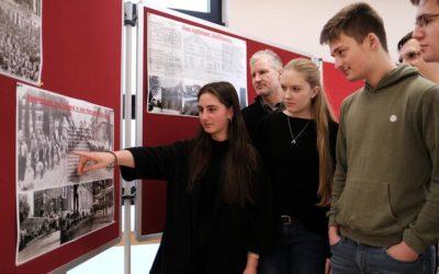 Geschichte – Schüler beschäftigen sich mit Kriegsende