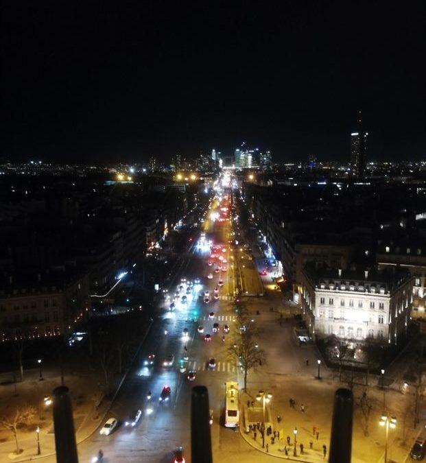 Auf nach Paris…